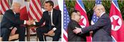 트럼프의 두 번째 경고-중국을 밀치고 김정은에게 계약과 악수의 의미를 일깨우다