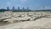 세종보 물 83 줄고, 녹조 악화… 달성보 등 7곳 發電 중단