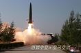 [외신] 미, 북 5월 신형 미사일발사는 한국전역 핵공격가능