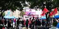 [태극기집회] 추석연휴에도 태극기를 든 애국시민들 인산인해
